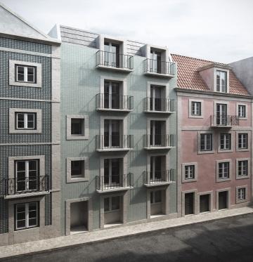Reabilitação de Edifício Mouros 10-14