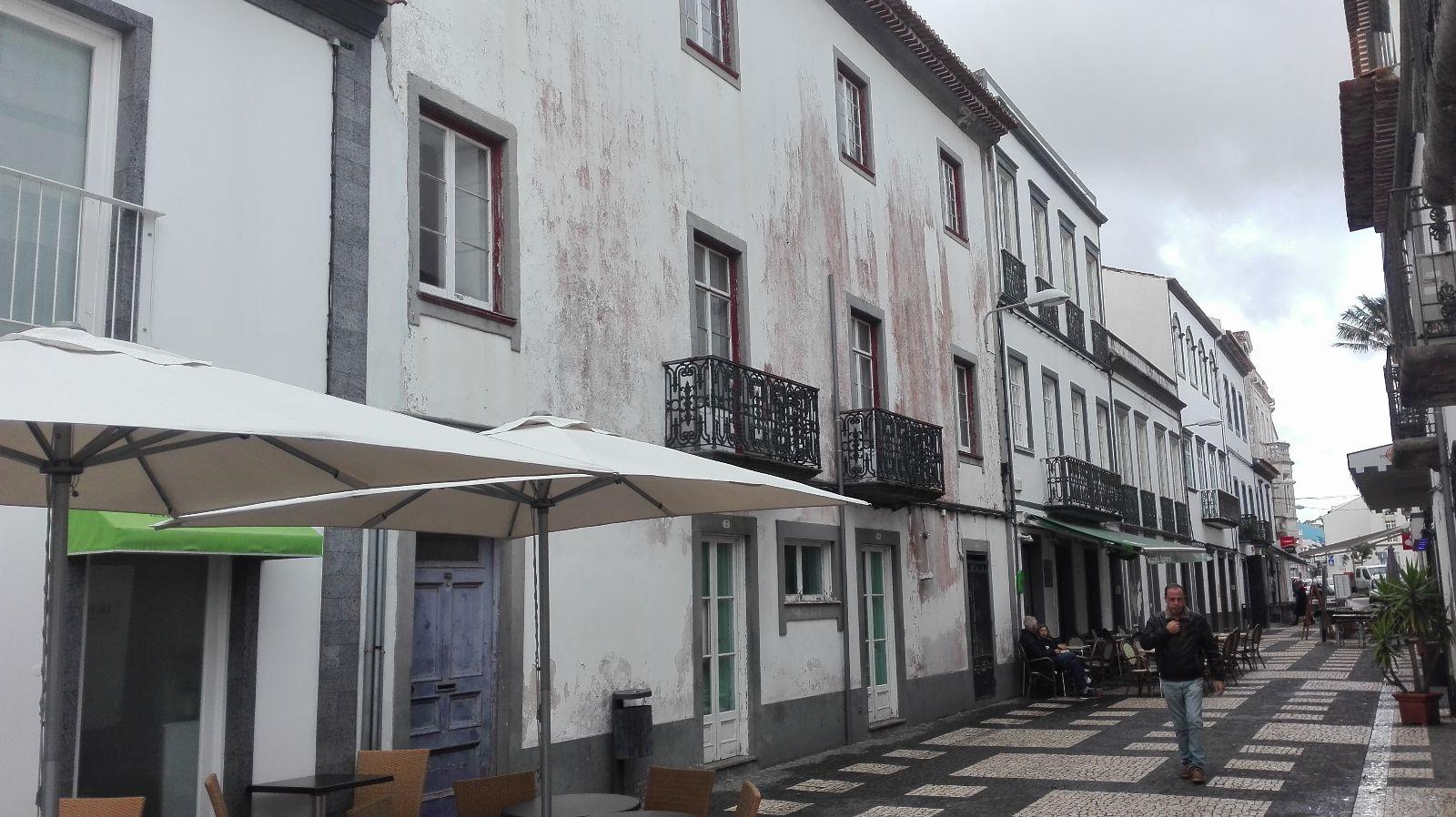 Reabilitação do Edifício Diário dos Açores