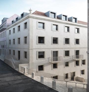 Reabilitação de Edifício Santana 31